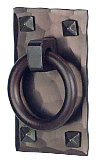 Arts and Crafts Cabinet Hardware pulls | Craftsman Style Drawer Pulls | Mission Style Cabinet Hardware