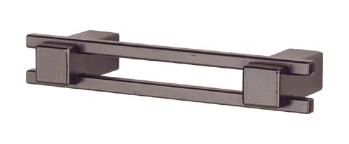 Arts and Crafts Prairie Style Cabinet Pull Hardware.