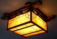 Arts and Crafts Lighting | Greene and Greene Lighting | Craftsman Home Light Fixtures | Mission Lighting