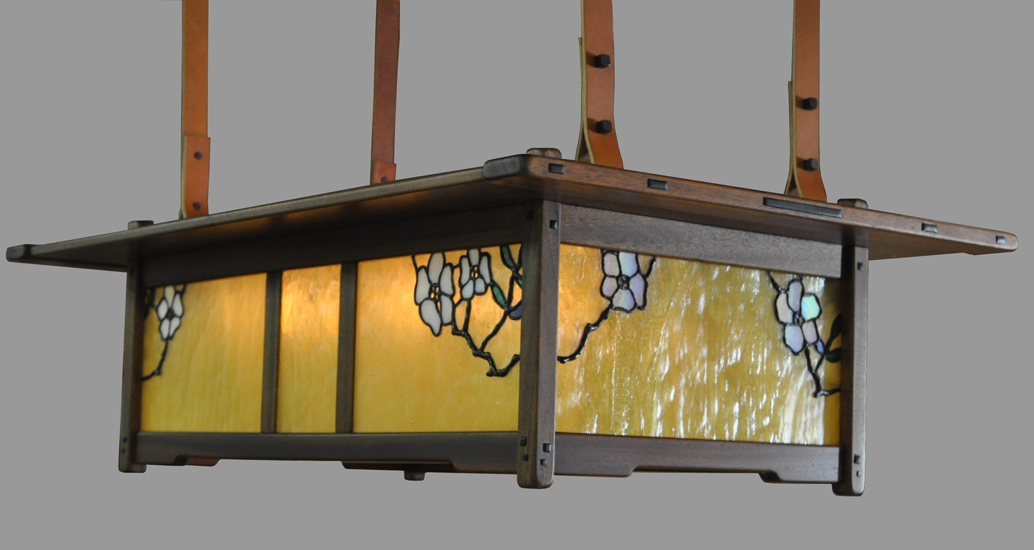 Arts And Crafts Lighting Greene And Greene Pendents Craftsman Style Chandeliers Mission Lighting